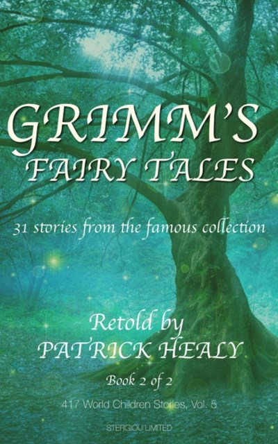 (ebook) Grimm's Fairy Tales - Book 2 of 2