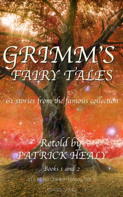 (ebook) Grimm's Fairy Tales: Book 1 and 2