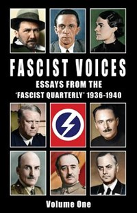 Fascist Voices by Ezra Pound, Oswald Mosley, Alfred Rosenberg (9781913176075) - PaperBack - Politics Political Issues
