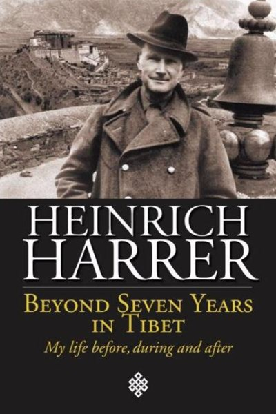 Beyond Seven Years in Tibet H/C
