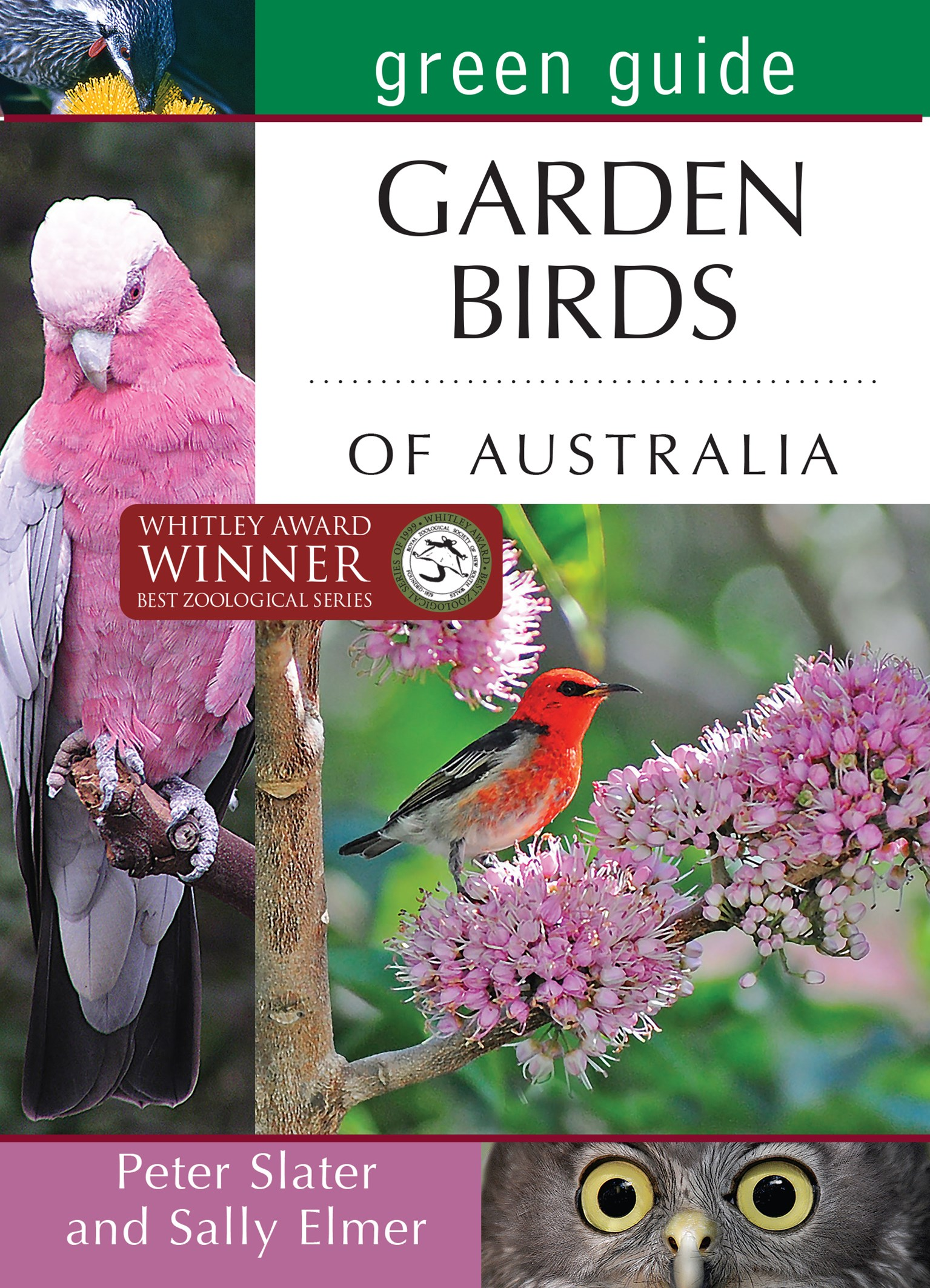 Green Guide:Garden Birds of Au