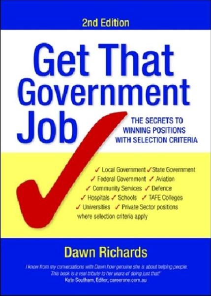 Get That Government Job 2/e