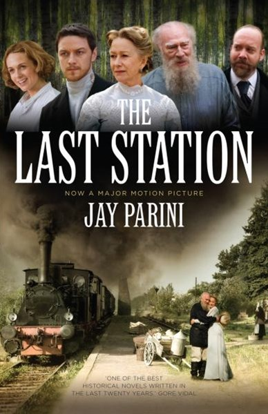 The Last Station Film Tie In