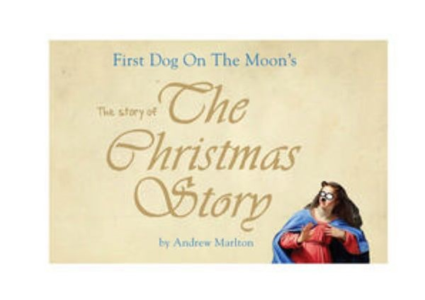 First Dog on the Moon's Christmas Story