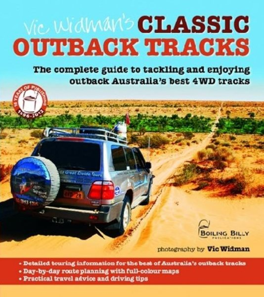 Vic Widmans Classic Outback 4WD Tracks