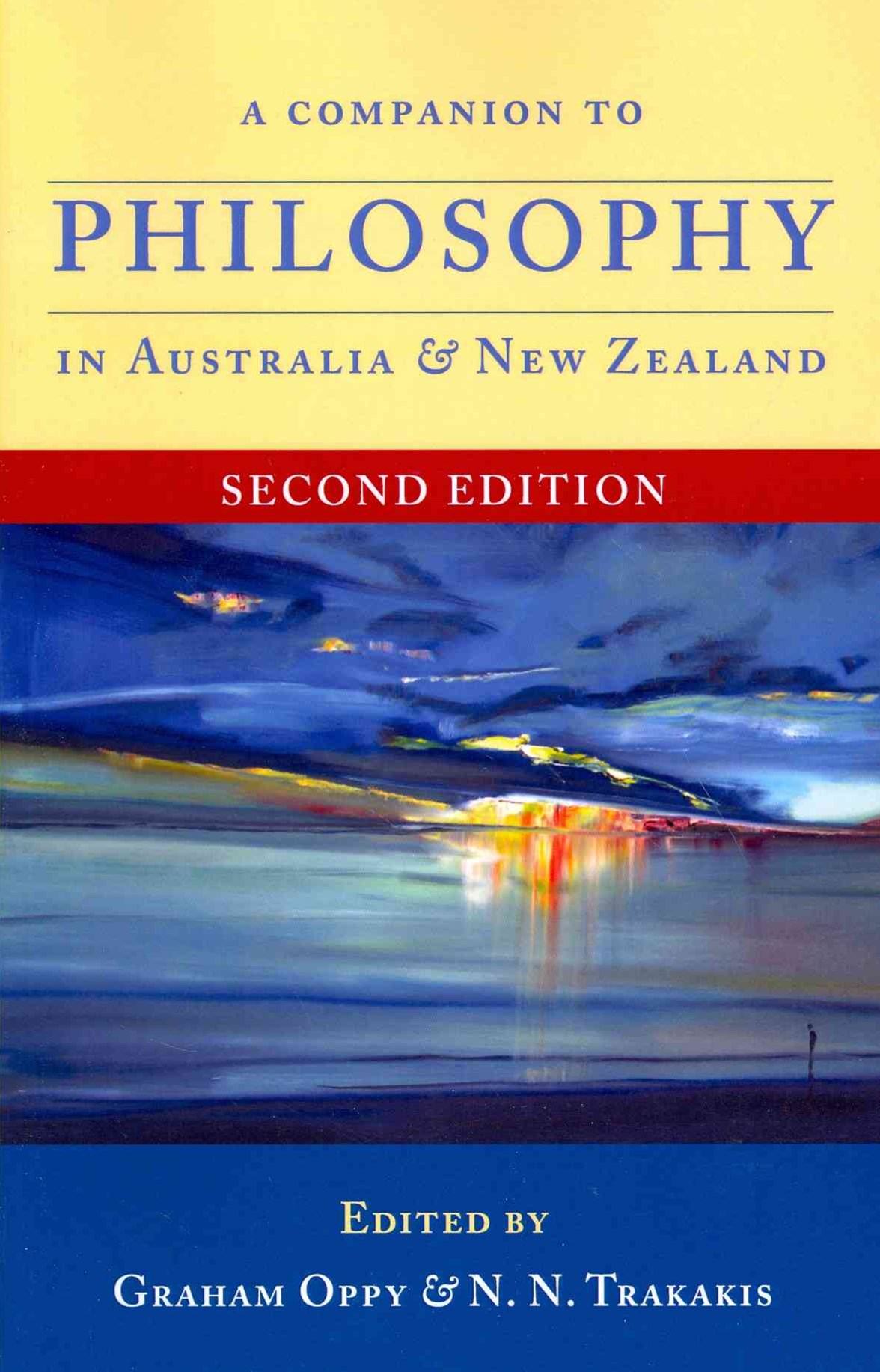 Companion to Philosophy in Australia and New Zealand
