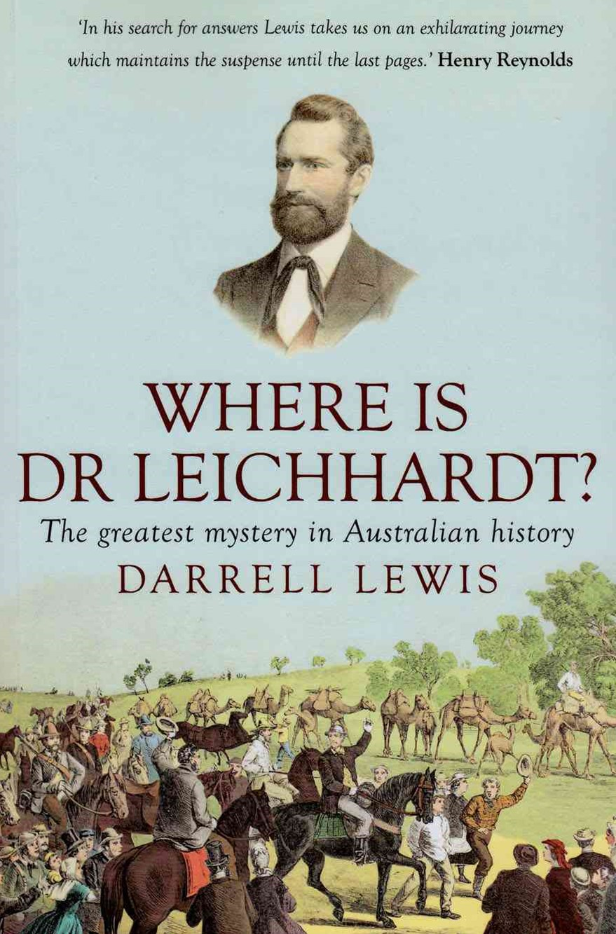 Where is Dr Leichhardt?