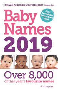 Baby Names 2019 by Ella Joynes (9781921874284) - PaperBack - Family & Relationships Babies