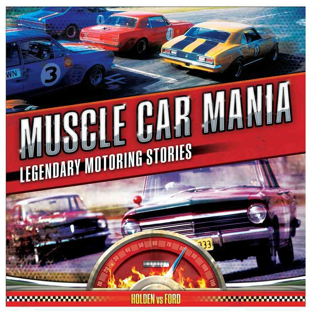 Muscle Car Mania