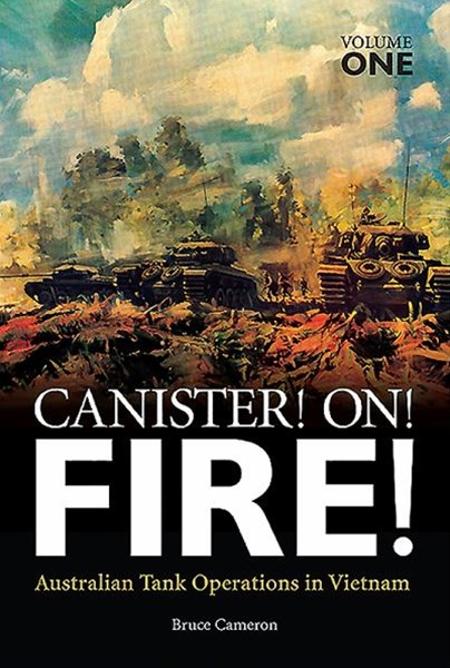 Canister on Fire: 2-Vol Box Set
