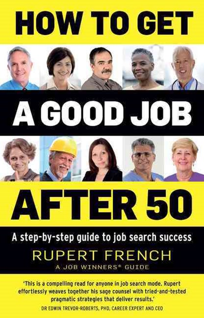 How to Get a Good Job after 50
