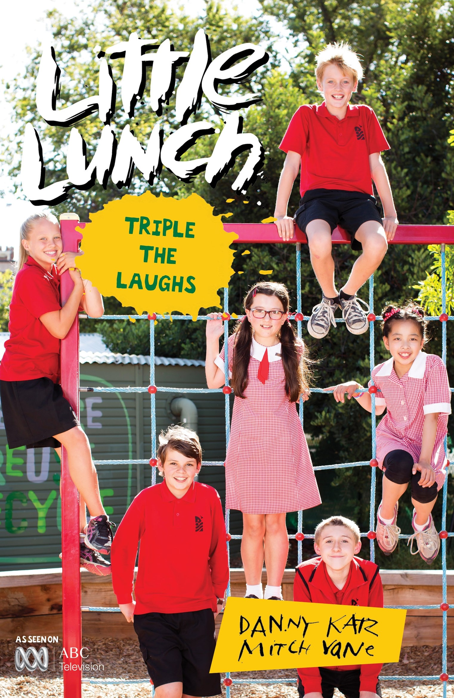 Little Lunch: Triple the Laughs