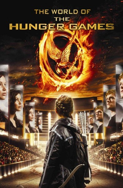 (ebook) The World of the Hunger Games