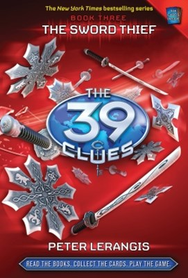 The 39 Clues #3 The Sword Thief