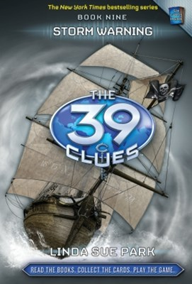 The 39 Clues #9 Storm Warning