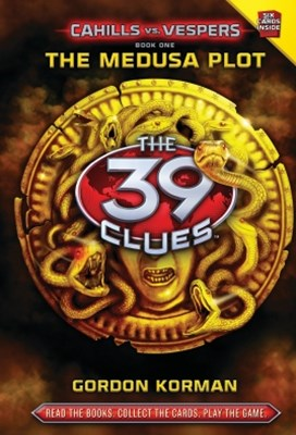 The 39 Clues: Cahills vs Vespers #1 The Medusa Plot