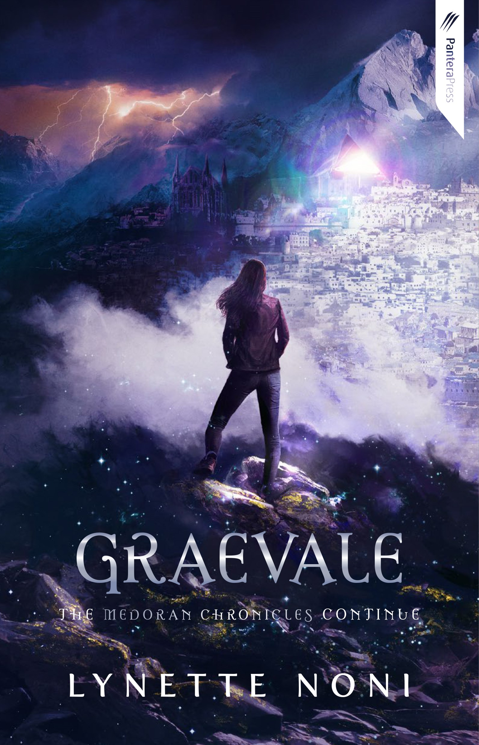 Graevale (The Medoran Chronicles Book 4)