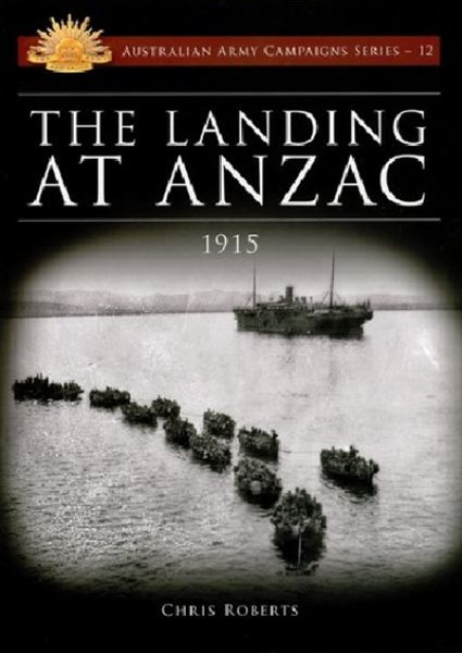 Landing At ANZAC 1915