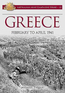 Greece by Michael Tyquin (9781922132611) - PaperBack - History Australian
