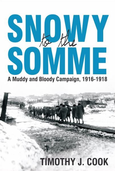 Snowy to the Somme