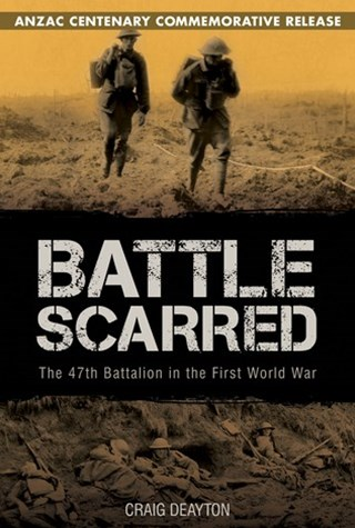 Battle Scarred - ANZAC Centenary Commemorative Release