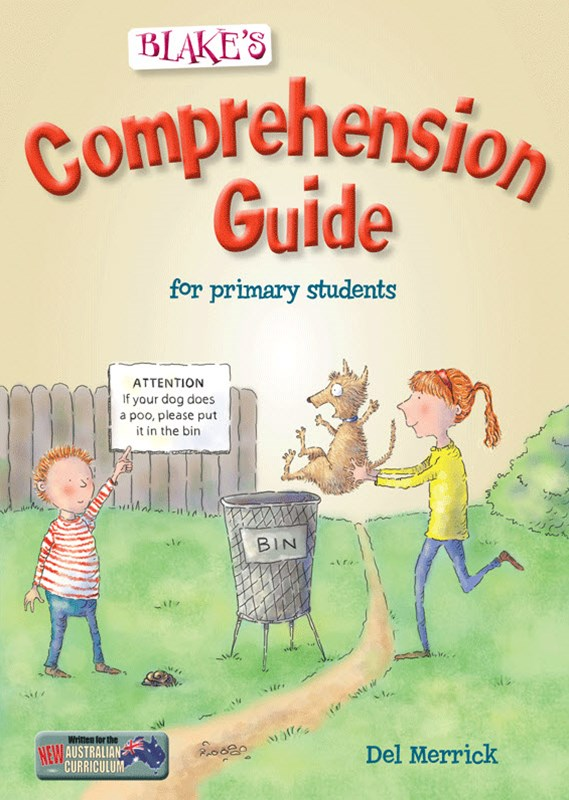 Blake's Comprehension Guide – Primary