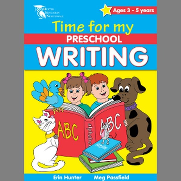 Time for My Preschool Writing