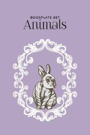 Book Plates Animals
