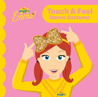 The Wiggles: Emma! Touch and Feel - Non-Fiction Art & Activity
