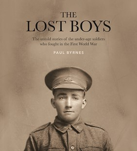 The Lost Boys by Paul Byrnes (9781922400109) - PaperBack - Biographies Political