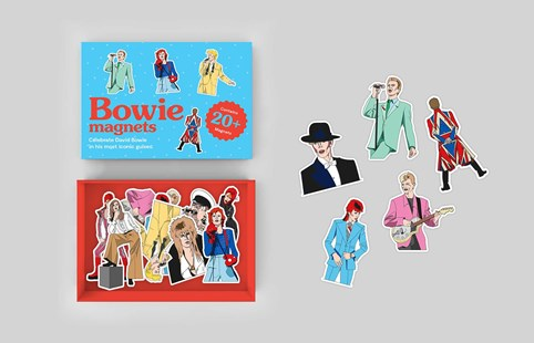 Bowie magnets by Niki Fisher (9781922417145) - Novelty Book