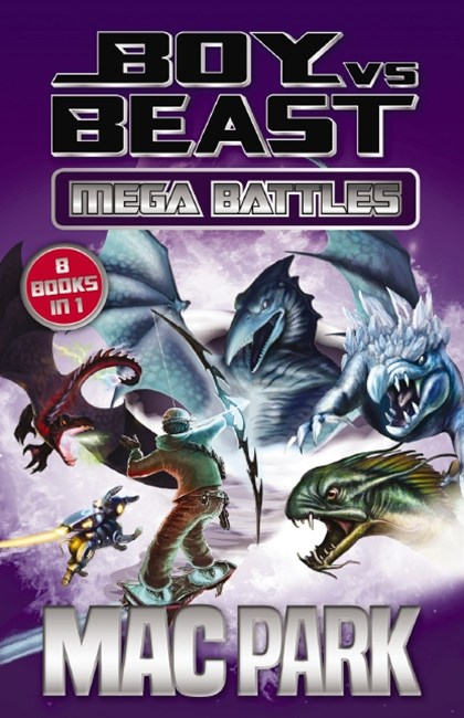 Boy Vs Beast 1-8: Mega Battles