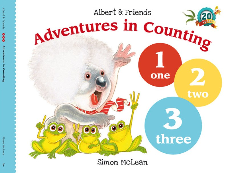 Albert and Friends Counting