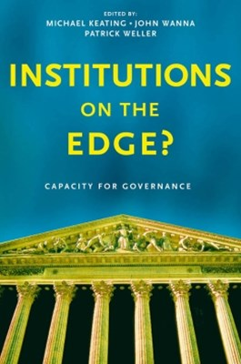Institutions on the edge?