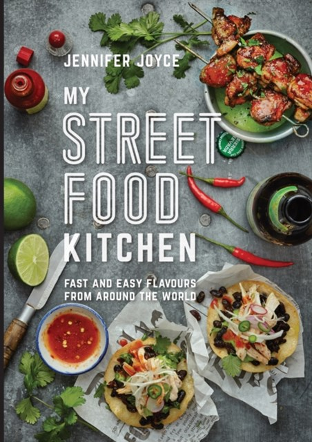 (ebook) My Street Food Kitchen