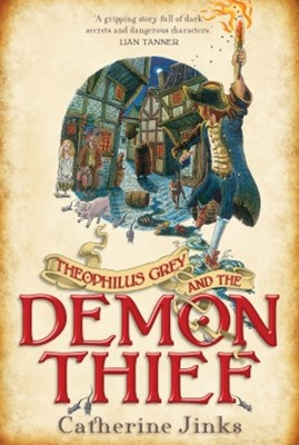 (ebook) Theophilus Grey and the Demon Thief
