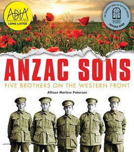 ANZAC Sons Children's Ed by Allison Paterson (9781925275148) - PaperBack - Non-Fiction History