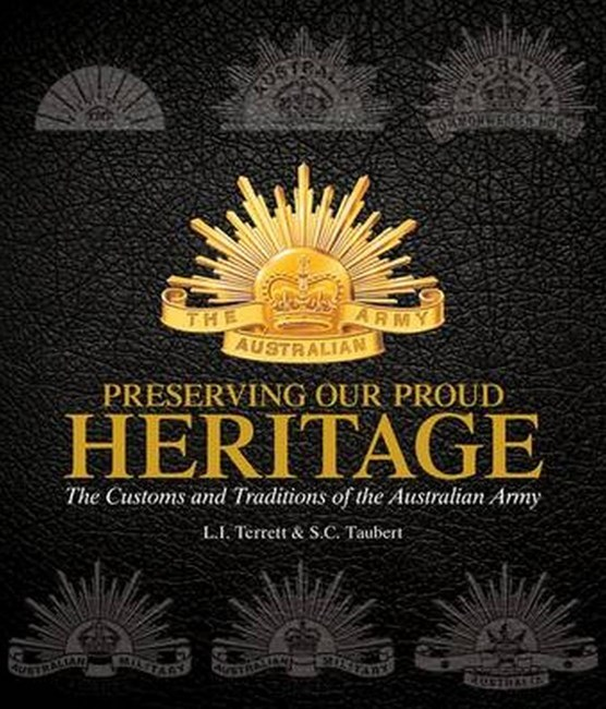 Preserving our Proud Heritage H/C