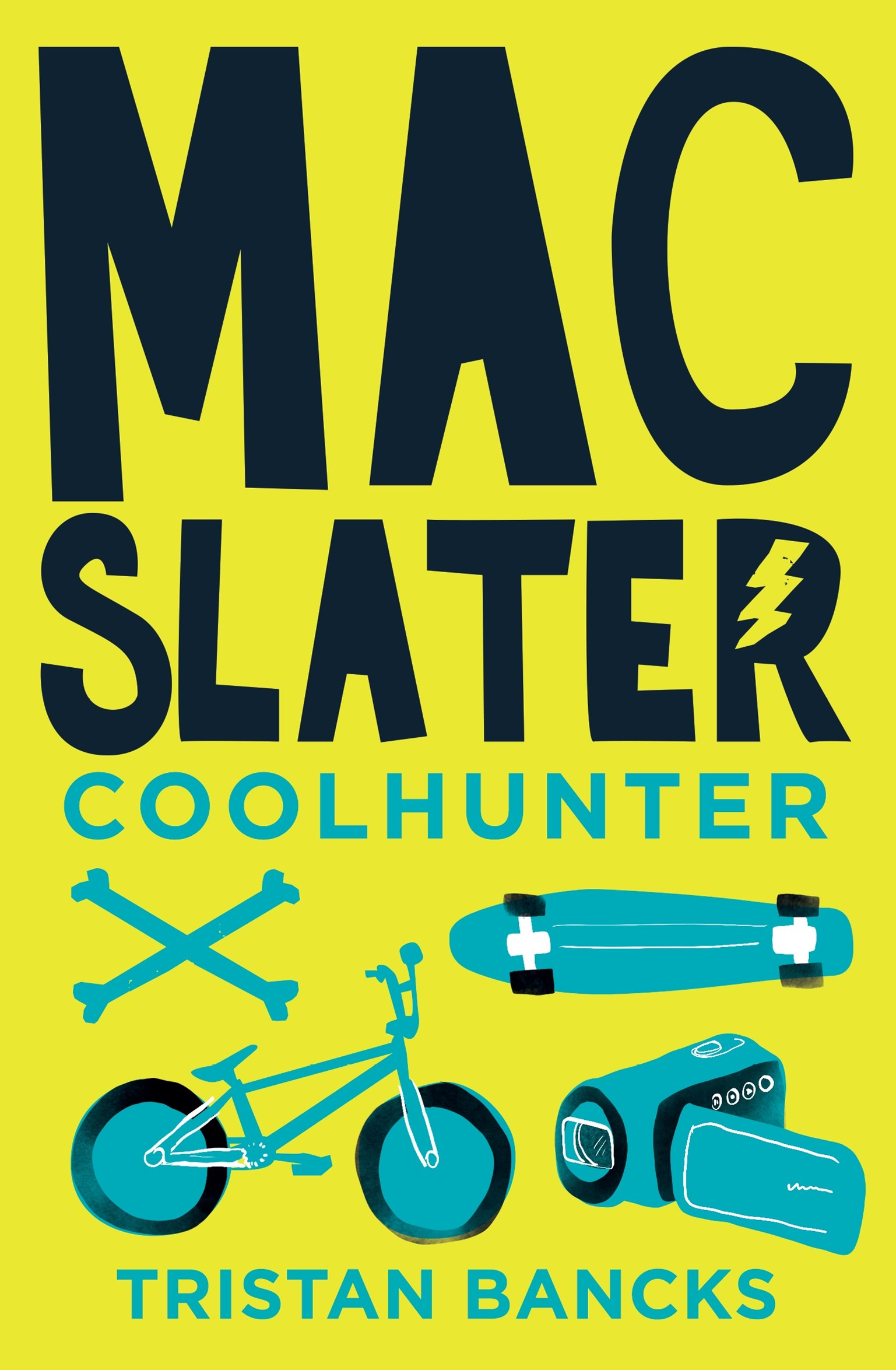 Mac Slater - Coolhunter