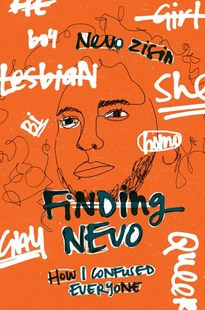Finding Nevo by Nevo Zisin (9781925381184) - PaperBack - Non-Fiction Family Matters