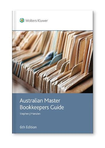 Australian Master Bookkeepers Guide