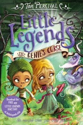 (ebook) The Genie's Curse: Little Legends 3