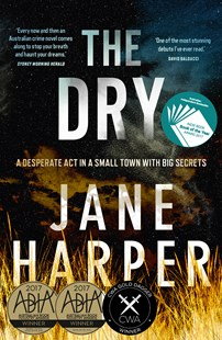 The Dry by Jane Harper (9781925481372) - PaperBack - Crime Mystery & Thriller