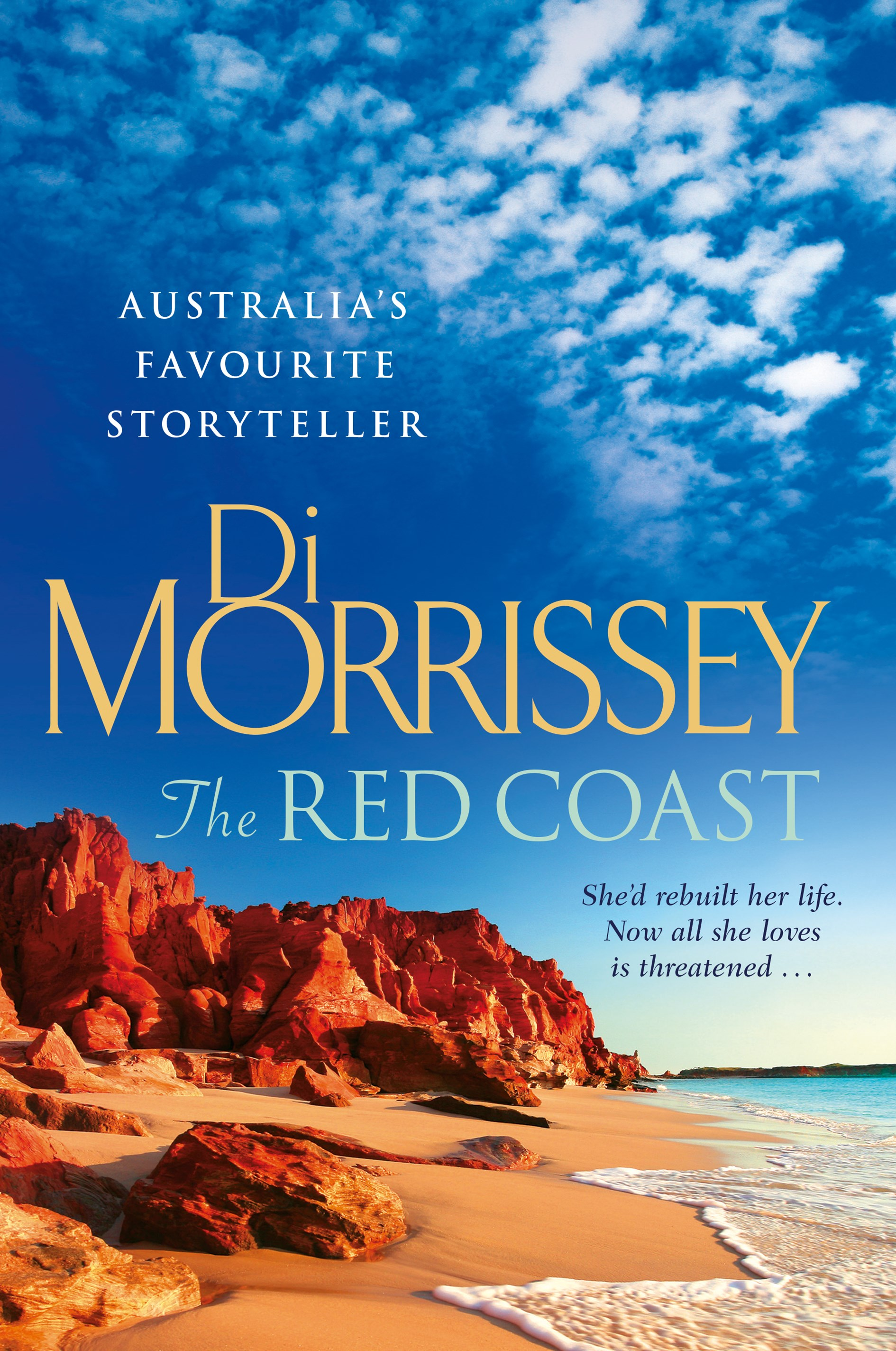 Enjoy a sundowner with Australia's favourite storyteller Di Morrissey