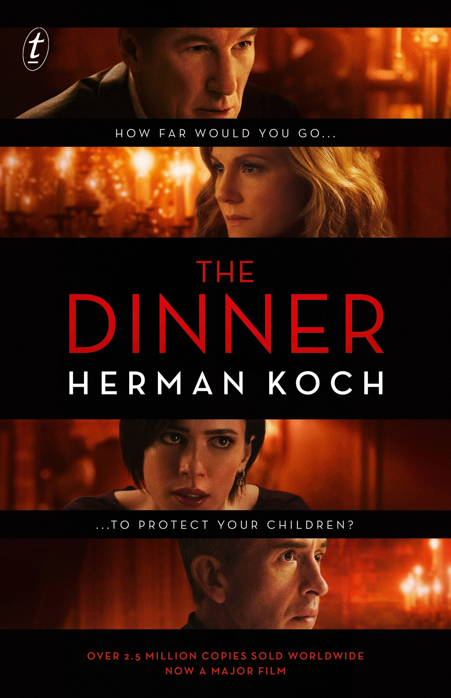 The Dinner: Film Tie-In