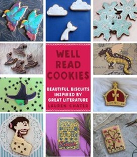 Well Read Cookies by Lauren Chater (9781925596366) - HardCover - Cooking Desserts