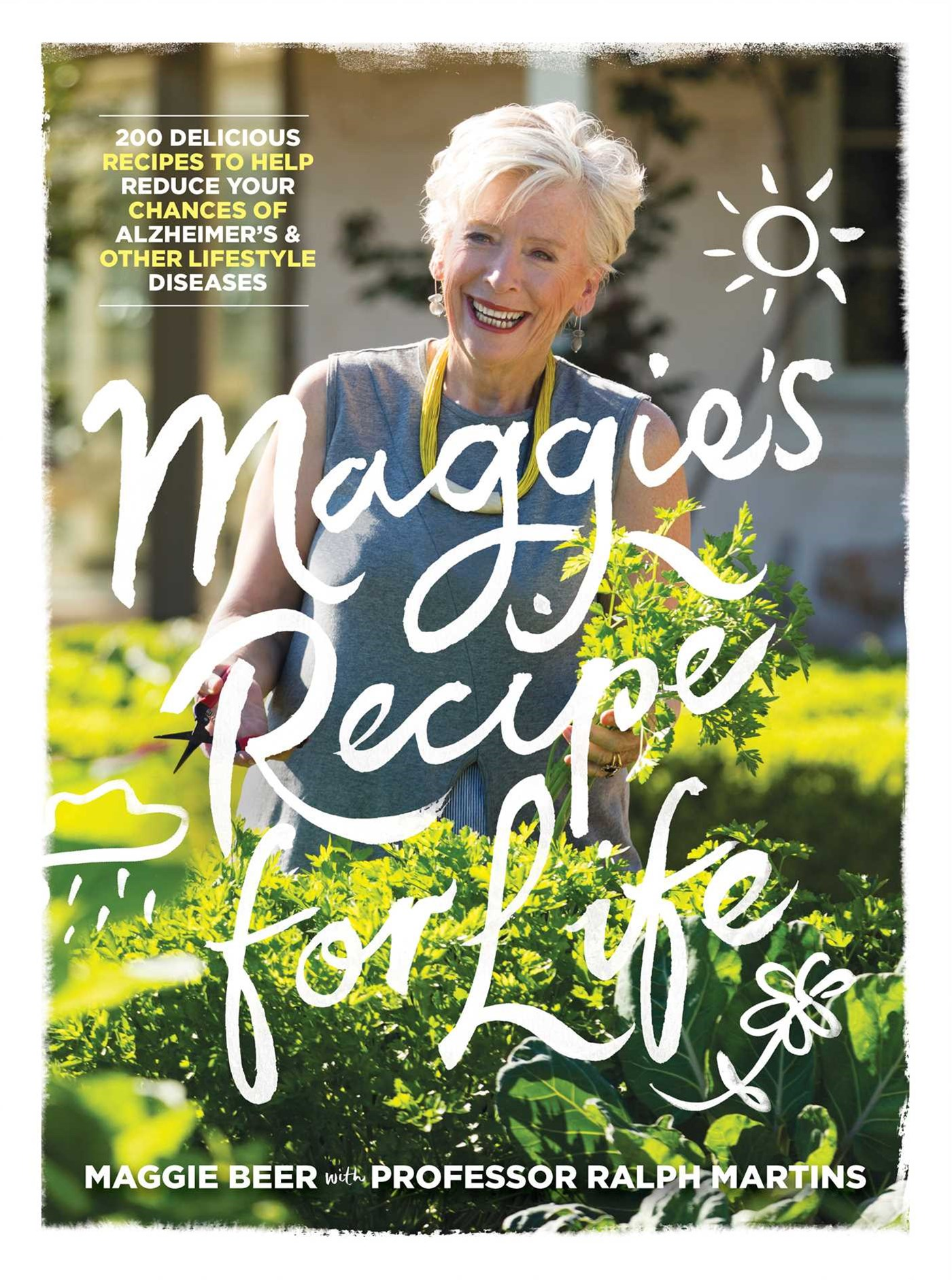 Meet Maggie Beer and leading alzheimer's researcher professor Ralph Martins in conversation with Meri Fatin