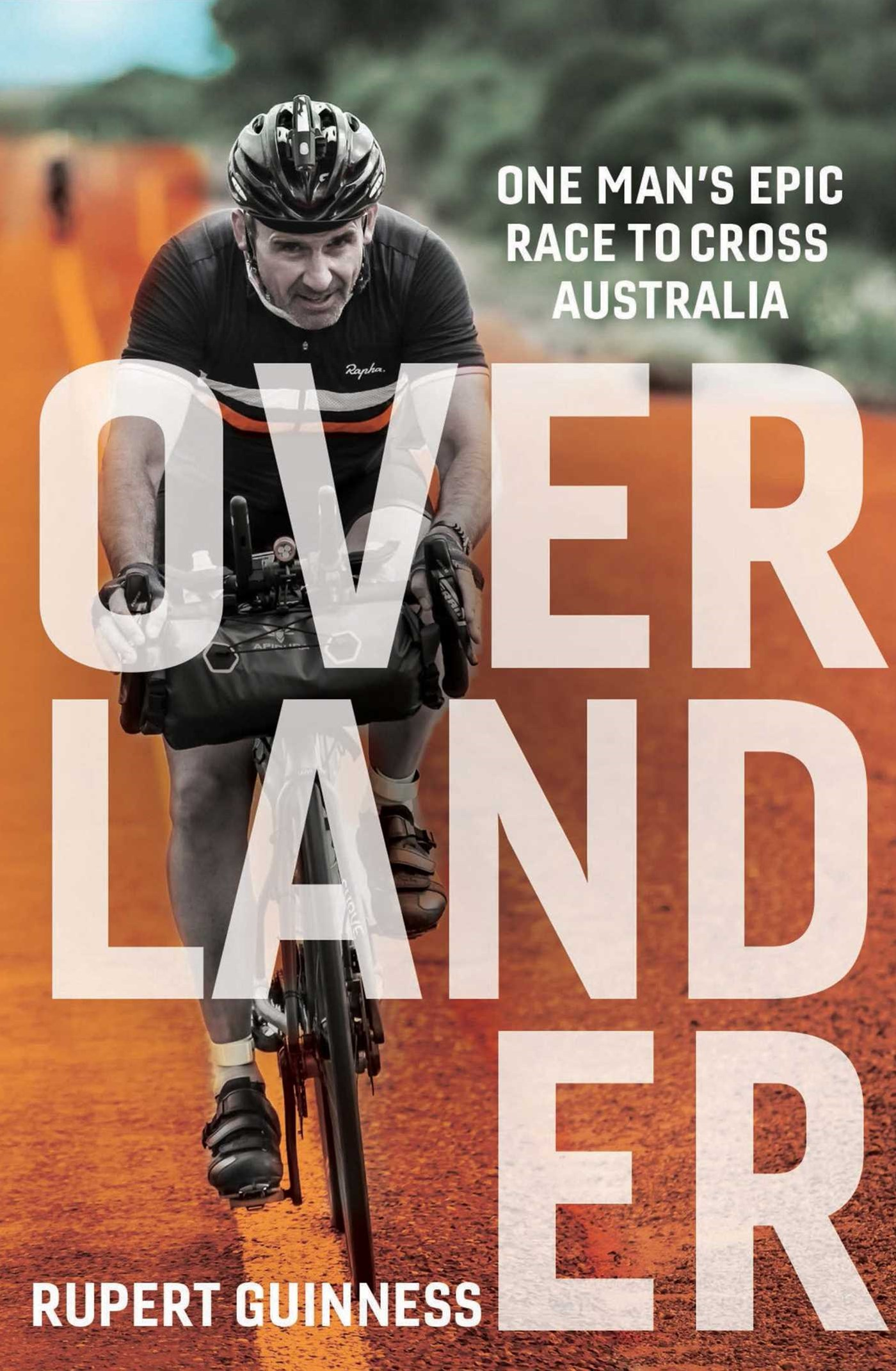 Overlander: One man's epic race to cross Australia
