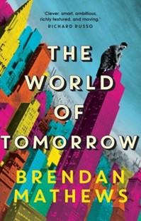 (ebook) World of Tomorrow - Modern & Contemporary Fiction General Fiction