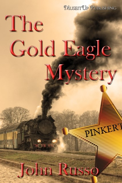 (ebook) Gold Eagle Mystery